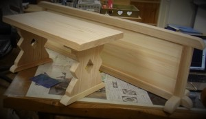 M様邸木工品